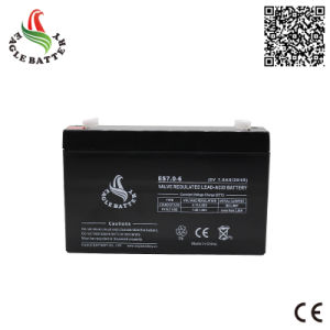 6V 7ah VRLA Rechargeable Lead Acid Battery for Electric Toy pictures & photos
