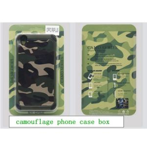 Customized Design Plastic Pet Clear Packaging Box for Mobile Phone Accessories pictures & photos