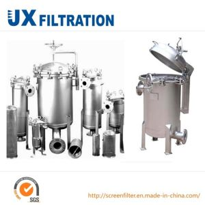 Industrial Waste Water Bag Type Filter pictures & photos