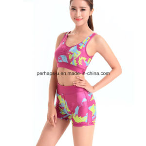 Fashion Colored Women Fitness Wear Sports Bra Yoga Wear pictures & photos