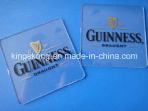 Square Acrylic Drink Coaster / Cup Coaster / Clear Acrylic Coasters pictures & photos