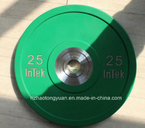 PU/CPU Coated Olympic Weight Plates pictures & photos