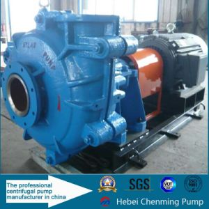 High Chrome Centrifugal 14inch Sand Pumping Machine Pump (16/14 G-G)