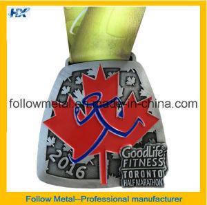 2016 Toronto Half Marathon Medal pictures & photos