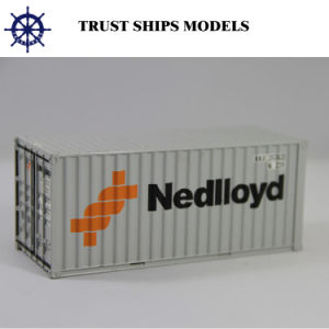 Alloy 40ft Miniature Shipping Container Scale Model pictures & photos