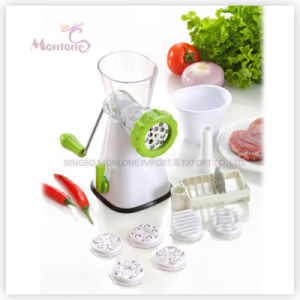 Kitchen Food Processor, Multifunctional Meat Slicer, Manual Meat Mincer pictures & photos
