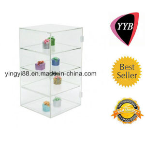 Top Selling Acrylic Glass Display Cabinet pictures & photos