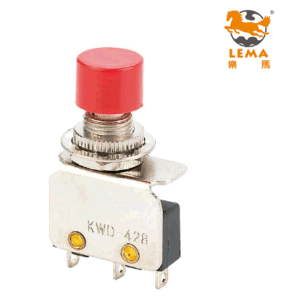 Lema Kwd12-428 5A Bracket Solder Terminal Mini Micro Switch pictures & photos