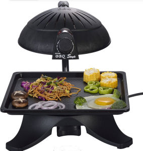 2017 Hot Sale Electric BBQ Grill Easily Assembled Convection Oven (ZJLY) pictures & photos