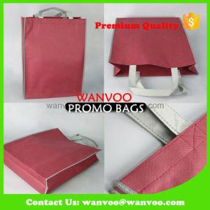Non Woven Lady fashion Handle Bag for Garment Wholesale pictures & photos