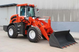 Agricultural Machine Equipment Zl20 Small Tractor Front End Loader pictures & photos