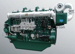 600HP/1200rpm Chinese Yuchai Yc6CD600L-C20 Marine Diesel Engine pictures & photos