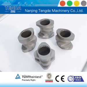 Spare Parts Screw Component for Nanjing Tengda Extrusion Machine pictures & photos