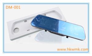 2 Cameras Car DVR Rearview Mirror (DM001)
