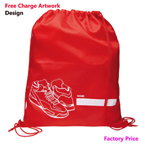 Draw Strings Folding Shoes Bag pictures & photos