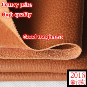 Microfiber Leather Shoe Materials for Shoe pictures & photos