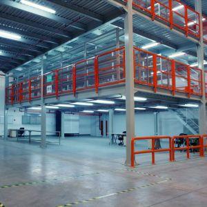 Hot Sale Q235 Steel Mezzanine Rack pictures & photos