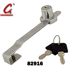 Furniture Hardware Accessories Door Furniture Glass Drawer Lock pictures & photos