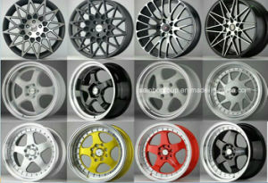 Aftermarket Car Alloy Wheels (15-18 inch) pictures & photos