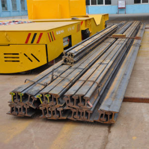 China Supplier High Quality Qu70 Crane Steel Rail Track pictures & photos
