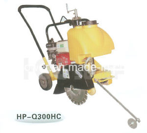 Gasoline Concrete Cutter (HPQ300HC) , Good Quality and High Efficient pictures & photos