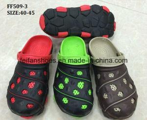 Fashion EVA Garden Shoes Beach Shoes House Shoes Outdoor Shoes (FF509-3) pictures & photos