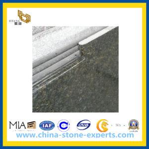 Uba Tuba Green Granite Countertop (YQL-CT0012) pictures & photos