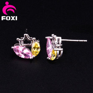 Latest Design Daily Wear Stud Earring for Girls pictures & photos