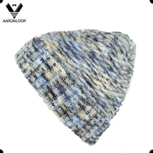 2016 Unisex Custom Winter Fashion Knitted Hat pictures & photos