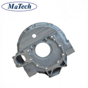 Aluminum Alloy Casting Flywheel Housing for Engine Parts pictures & photos