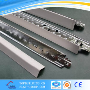 Suspended Ceiling /Flat T-Gird/T-Bar 32*24*0.3mm pictures & photos