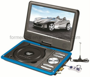 """10.1"""" Portable DVD Player with USB SD Analog TV pictures & photos"""