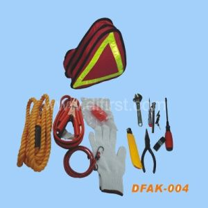 Road Emergency Car Kit (DFAK-004) pictures & photos