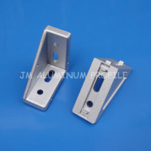 Triangle Brackets/ Gusset Element with Al-Alloy Use for 40*90 Series pictures & photos