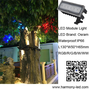 6W Outdoor Waterproof IP66 Rigid LED Module Light pictures & photos