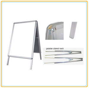 Double-Sided Poster Stand /Store Front Poster Board (A1) pictures & photos