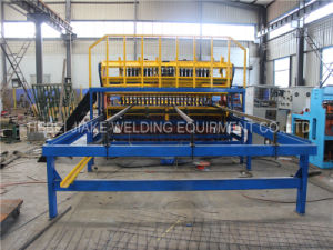 Anping Fence Wire Mesh Welding Machine PLC pictures & photos