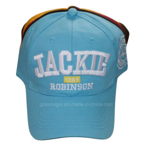High Quality Sports Cotton Cap with Custom 3D Embroidery Logo pictures & photos