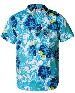 Men′s Short Sleeve Hawaiian Beach Shirt pictures & photos