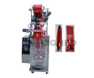 Automatic Vertical Gusset Sachet Powder Packing Machine (DXDF120G) pictures & photos
