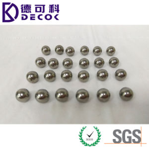 AISI304 316 420 15.875mm Stainless Steel Ball pictures & photos