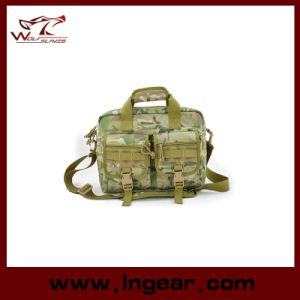 Military Business Laptop Bag for Army Sling Bag Hand Bag pictures & photos