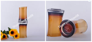 Hand Blown Bamboo Tumbler Drinking Glass pictures & photos
