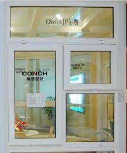 Conch Energy Saving PVC/UPVC Casement Window pictures & photos