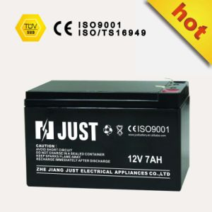 12V 70ah Storage Battery, VRLA Battery, Solar Battery pictures & photos