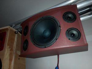200W 10inch Speaker for Karaoke Room Audio Karaoke Speaker pictures & photos