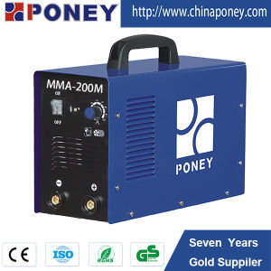 Mosfet Inverter Arc Welding Equipment Portable DC Welder MMA-140m/160m/200m/250m pictures & photos