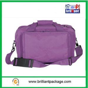 Promotional Purple Color Personlized Shoulder Bags pictures & photos