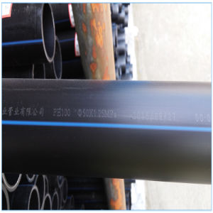 HDPE Roll Pipe 100 Meter for Agricature Water Transprotation pictures & photos