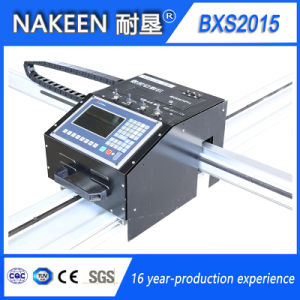 Portable CNC Flame Cutter for Thick Plate